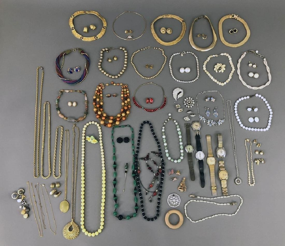 Vintage Jewelry and Watches