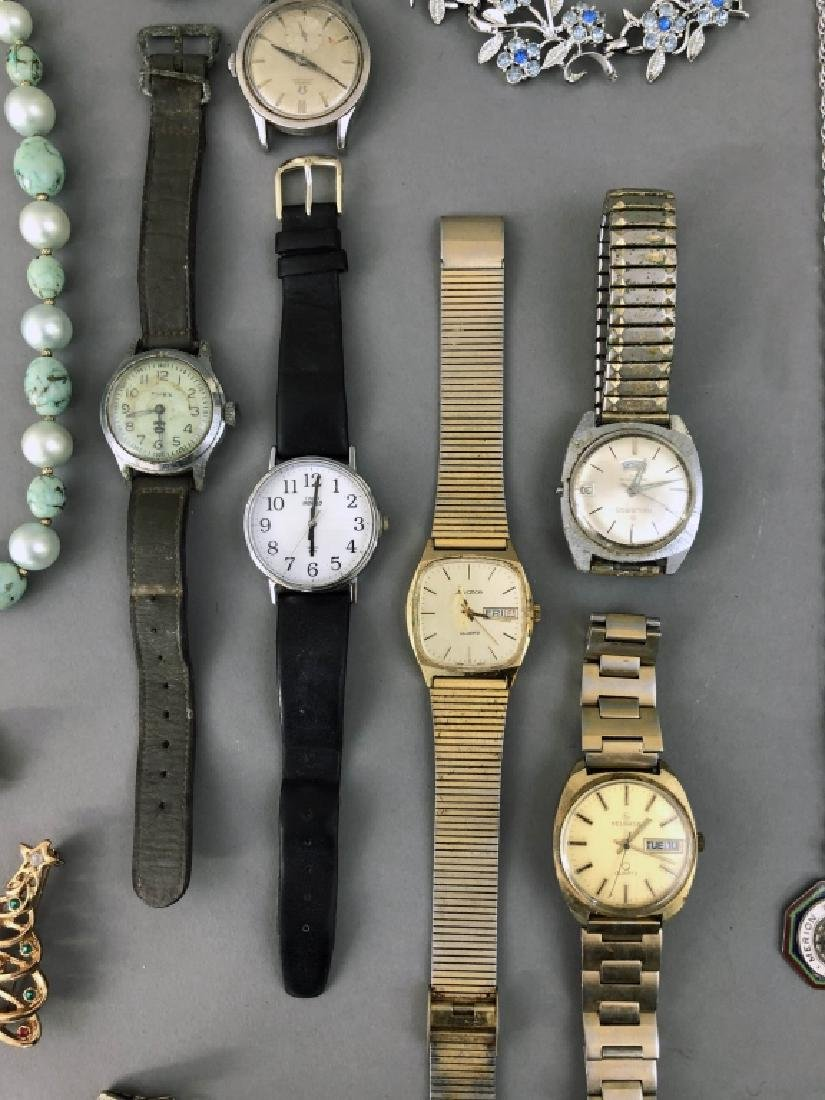 Vintage Jewelry and Watches - 3