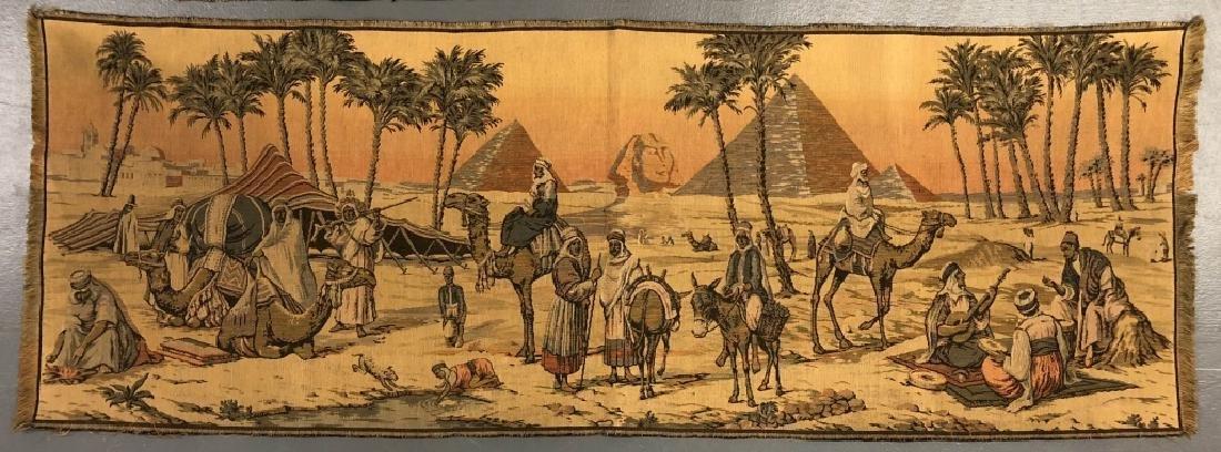 Three Tapestry Panels - 2