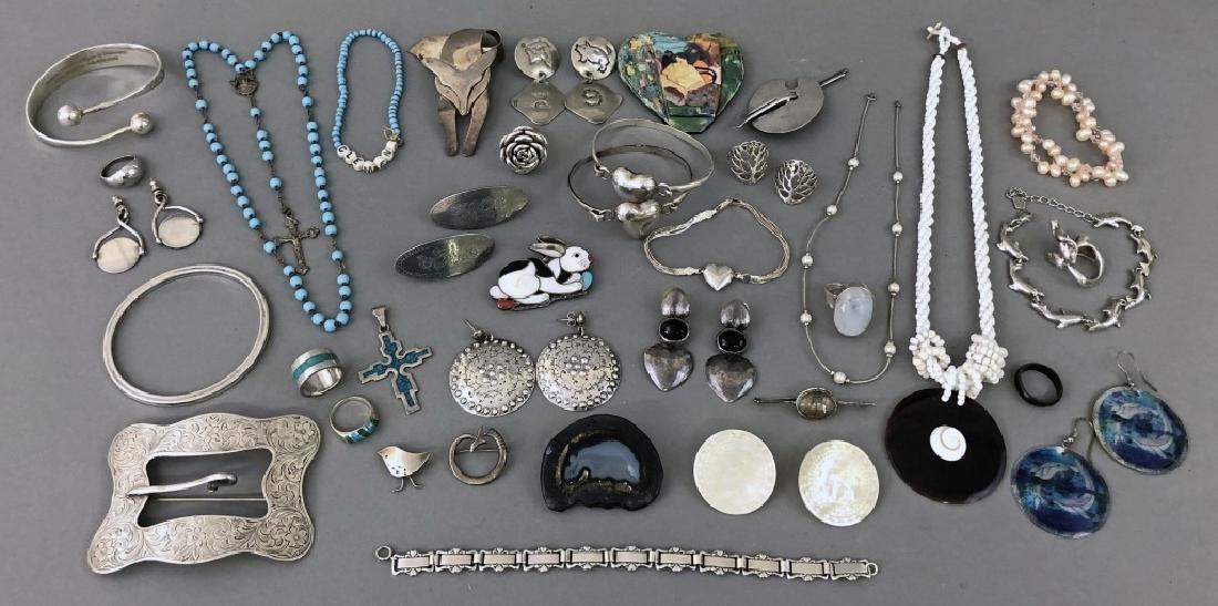 Vintage Silver Jewelry