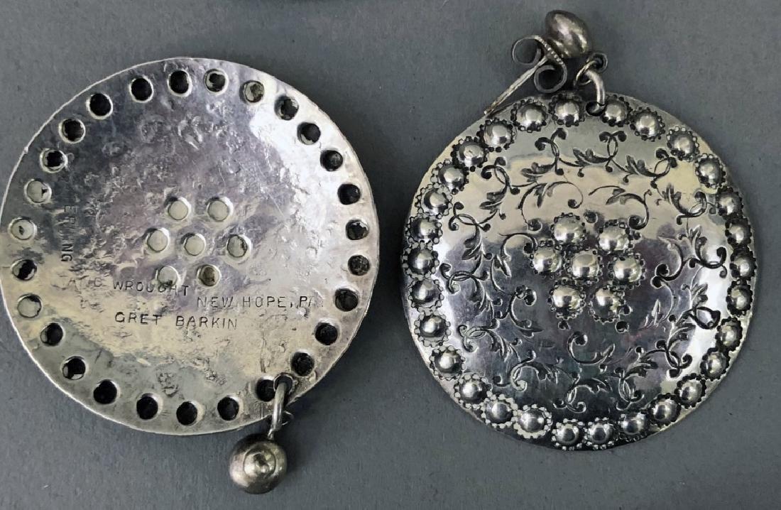 Vintage Silver Jewelry - 5