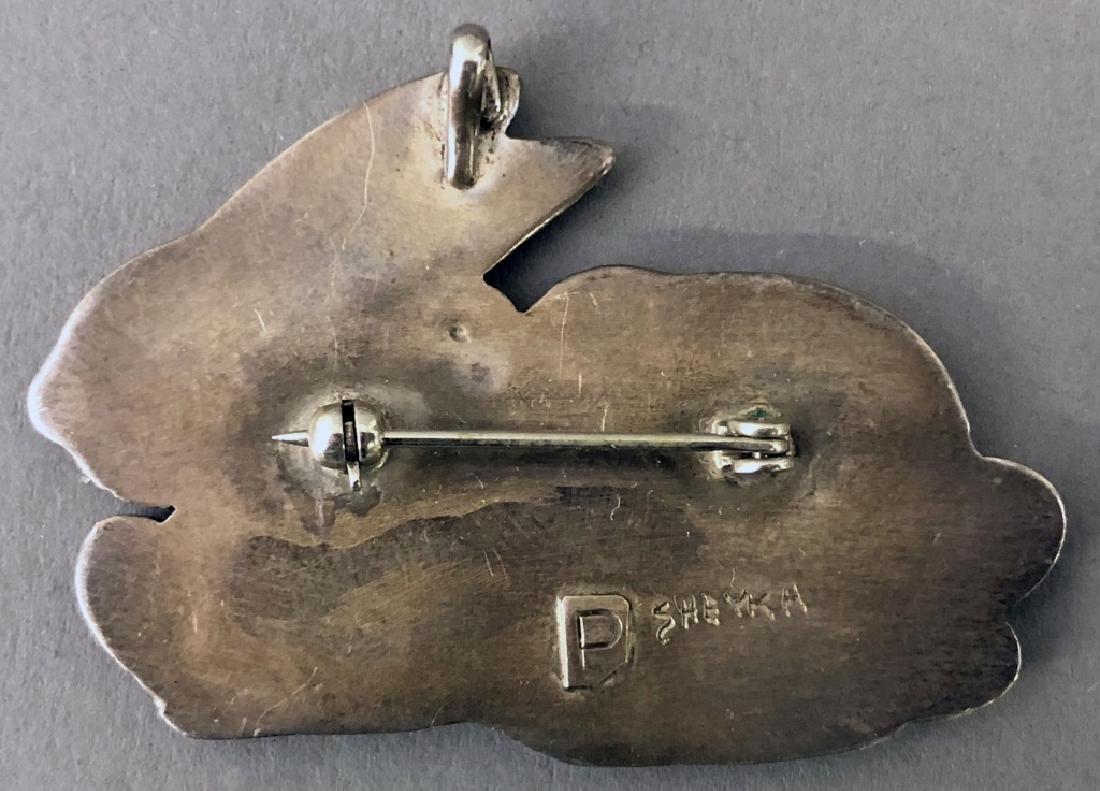 Vintage Silver Jewelry - 9