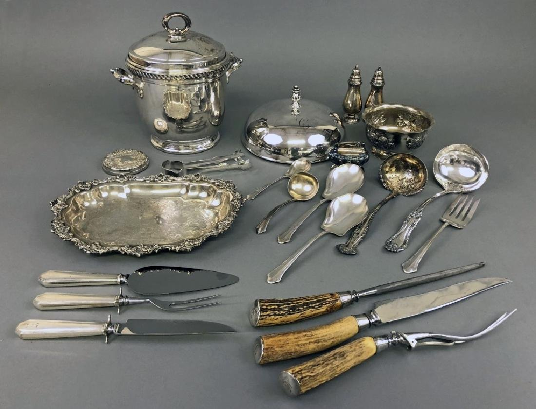 Silverplate Tableware