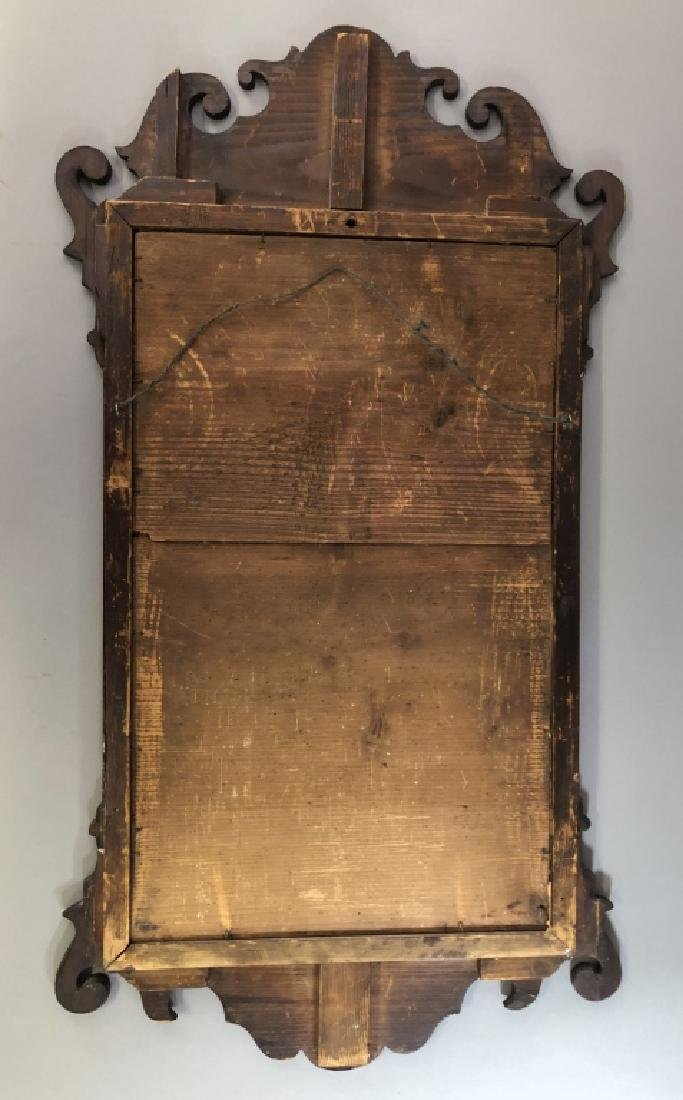 Large Chippendale Mirror - 2