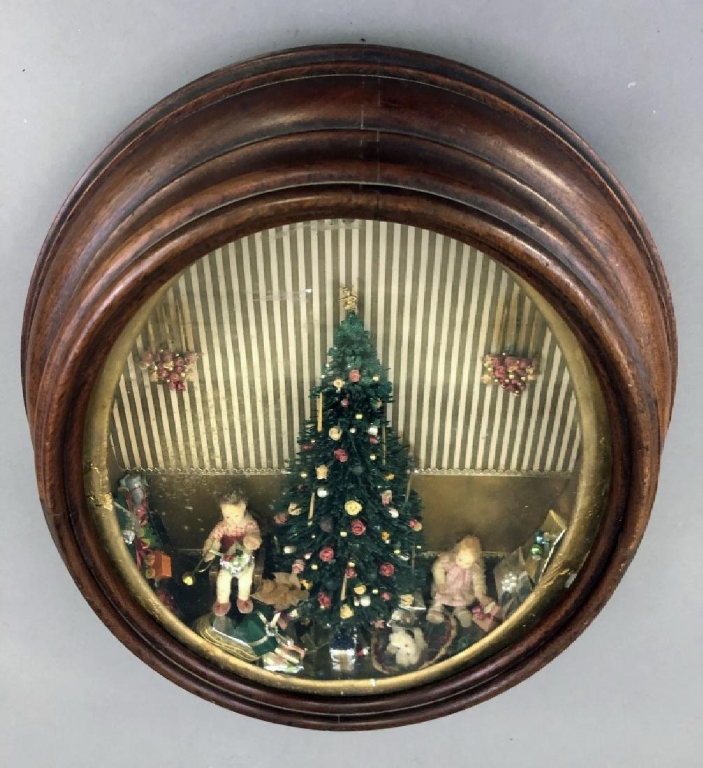 Christmas Shadowbox - 3