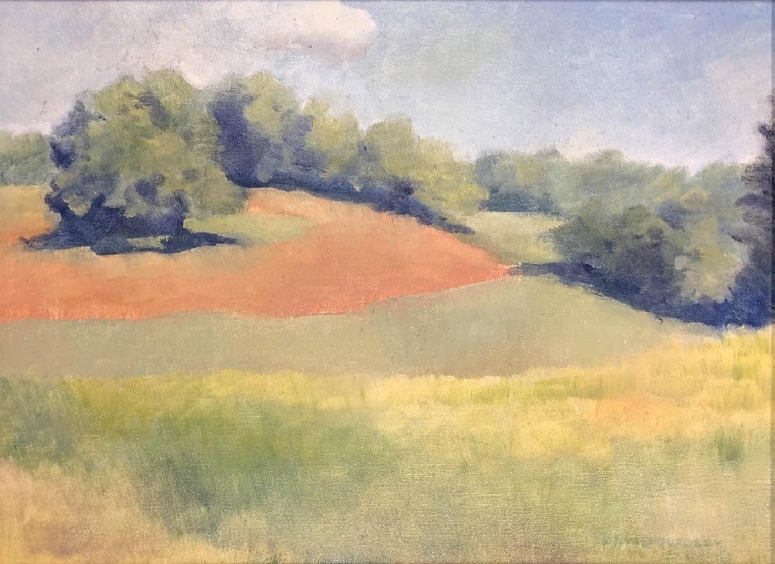 Two Oil Paintings by David Quigley - 4