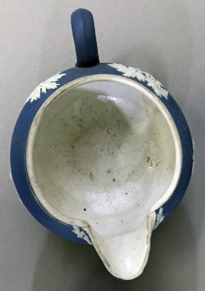Early Wedgwood Teapots, Sugar Bowls, Creamers - 3
