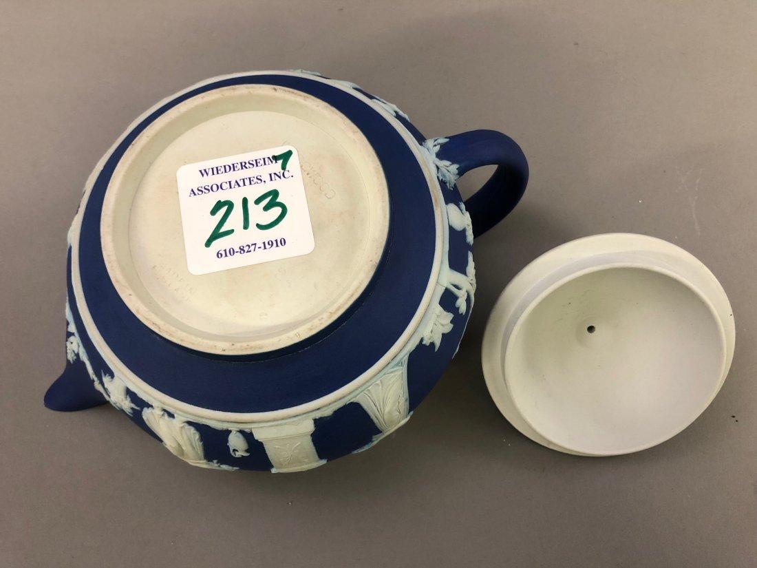 Early Wedgwood Teapots, Sugar Bowls, Creamers - 4