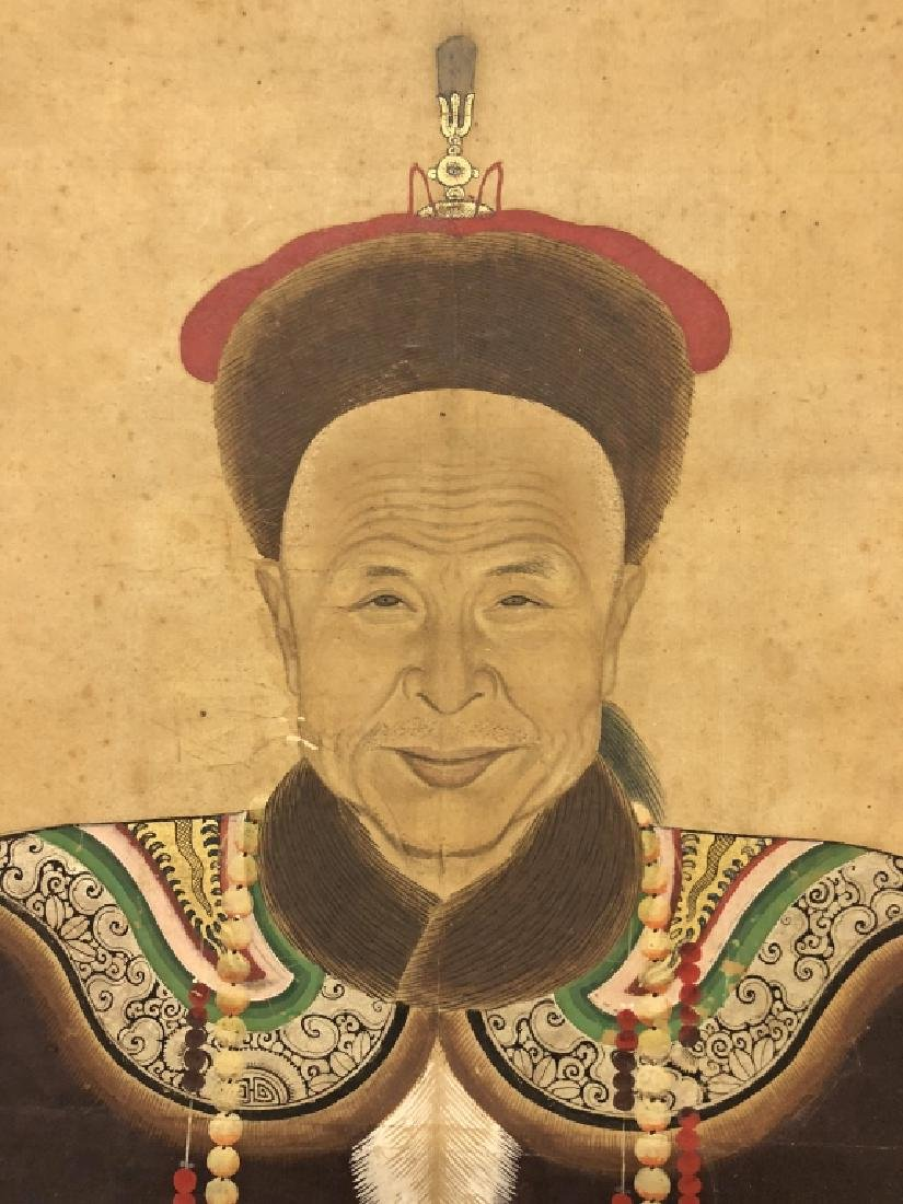 Chinese Ancestral Portrait - 3