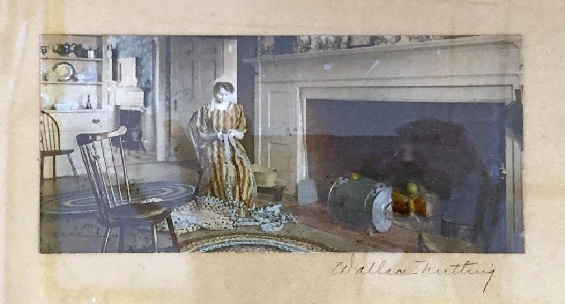 Six Signed Wallace Nutting Prints - 3