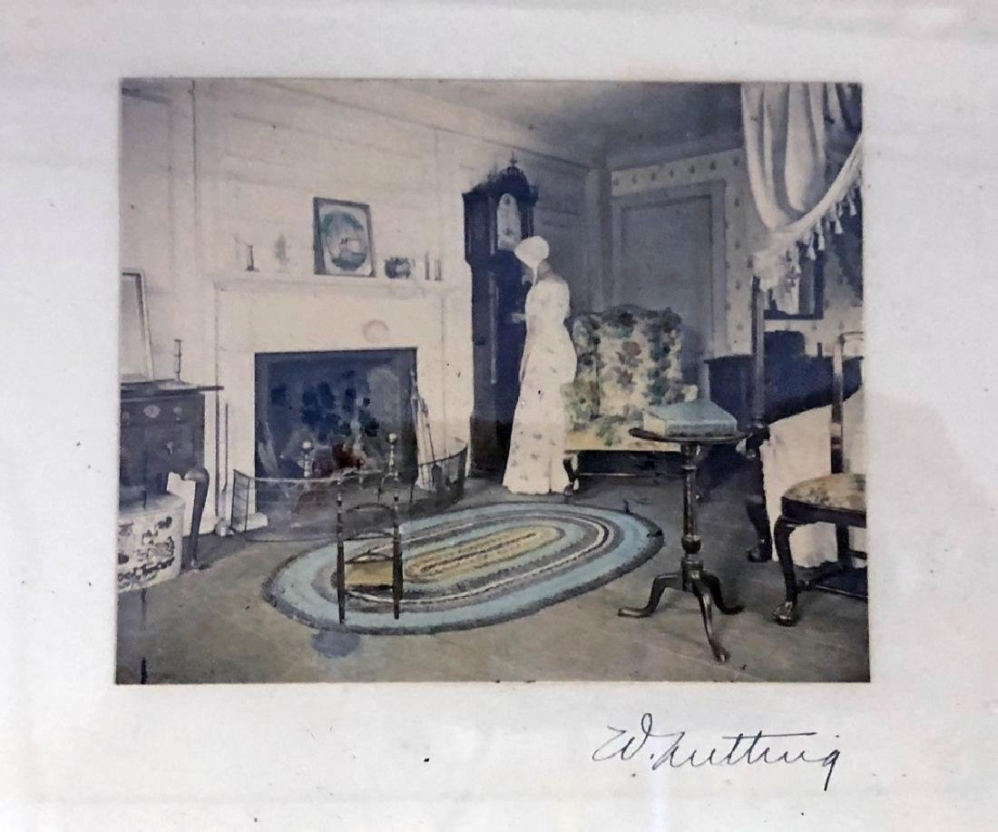Six Signed Wallace Nutting Prints - 4