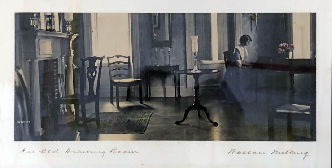 Six Signed Wallace Nutting Prints - 5
