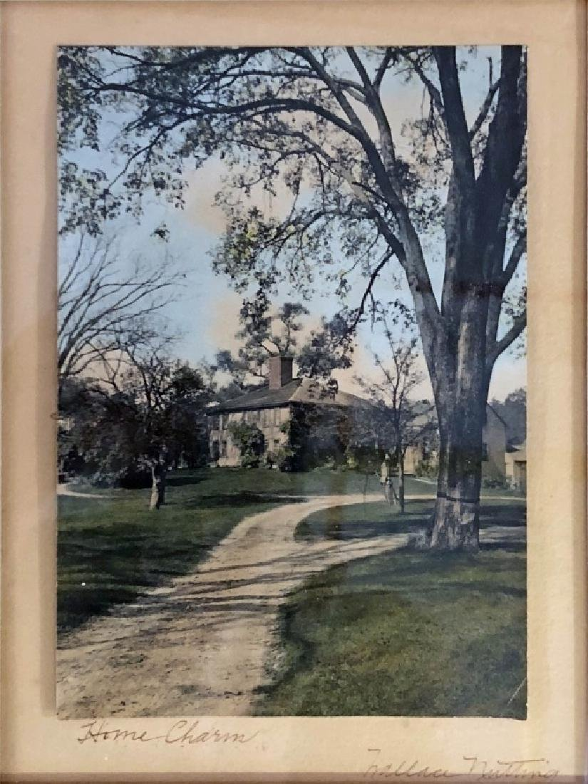 Six Signed Wallace Nutting Prints - 6