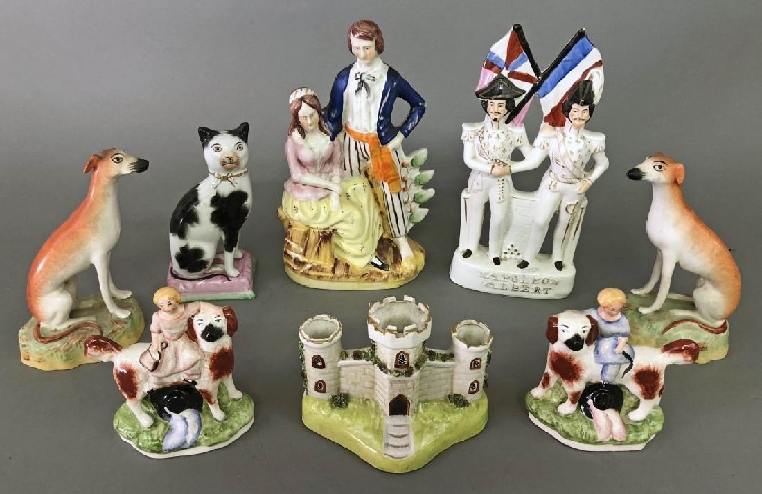 Staffordshire Figures