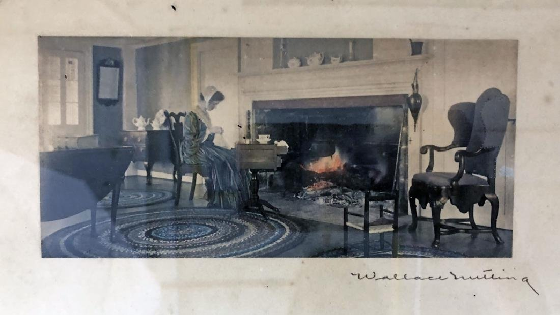 Five Signed Wallace Nutting Prints - 2