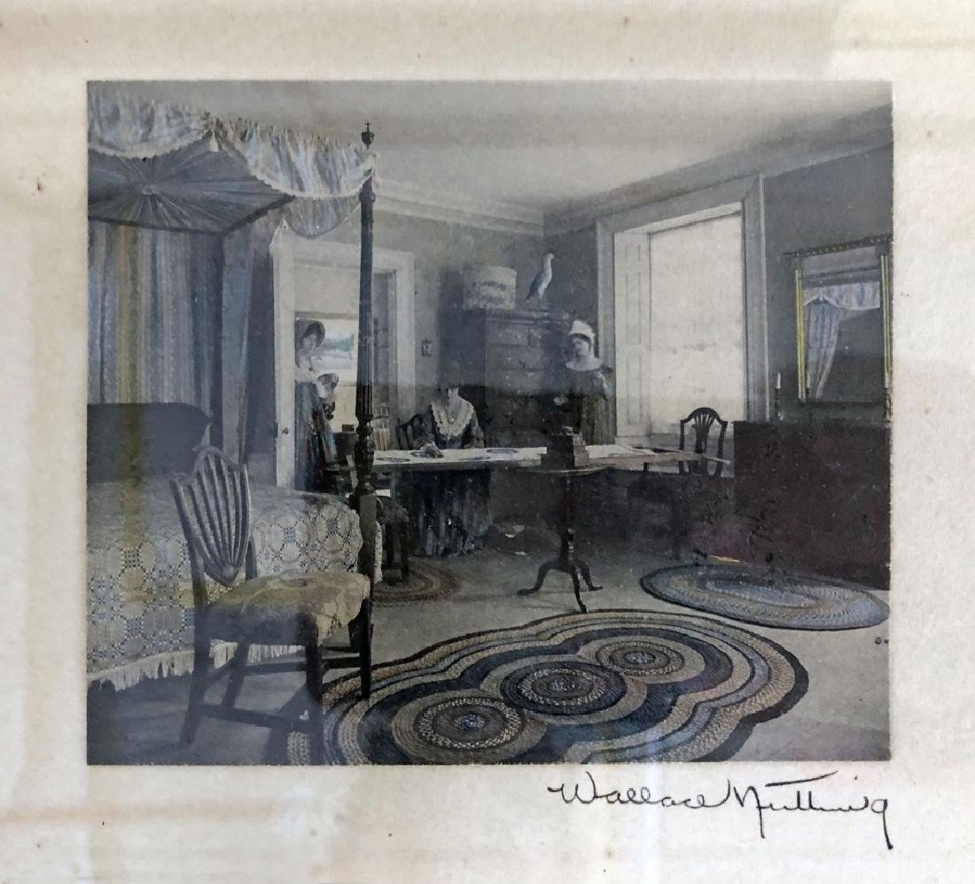Five Signed Wallace Nutting Prints - 3