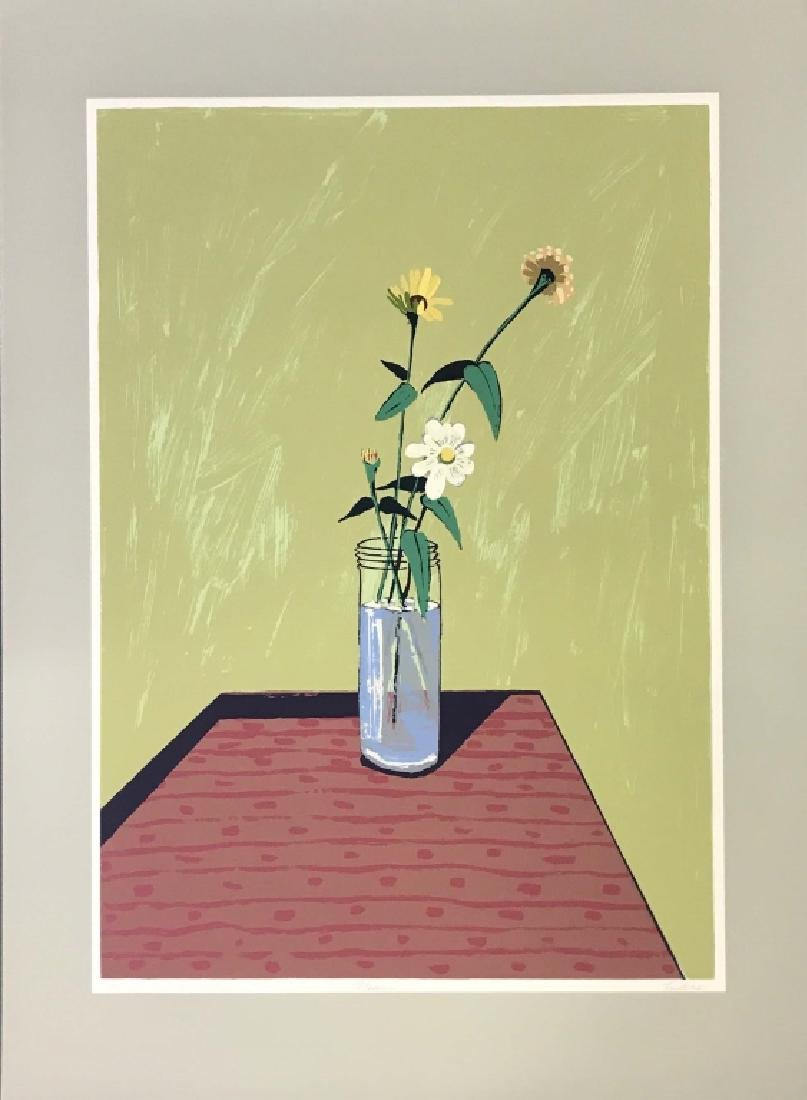 "Jimmy Lueders ""Flowers"" Limited Edition Print"