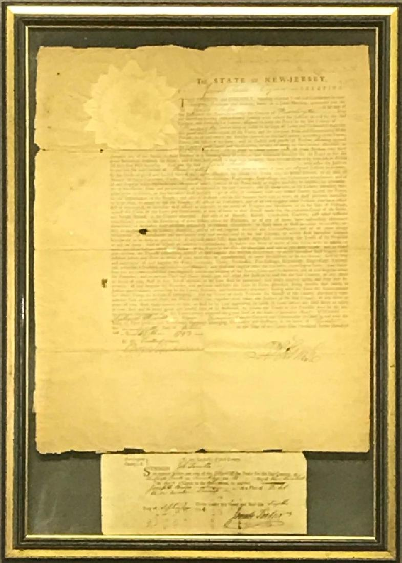 """1793 """"Appointment to Justice of the Peace"""""""
