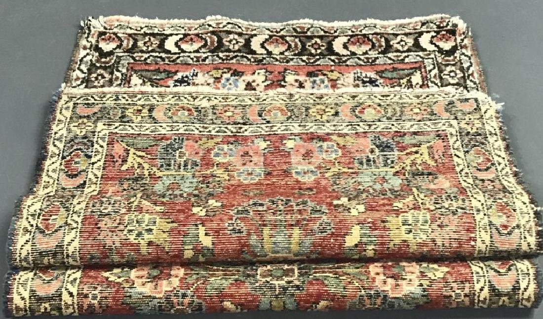 Persian Runner with Red Field - 2