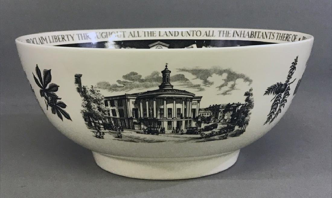"""The Philadelphia Bowl"" by Wedgwood - 2"