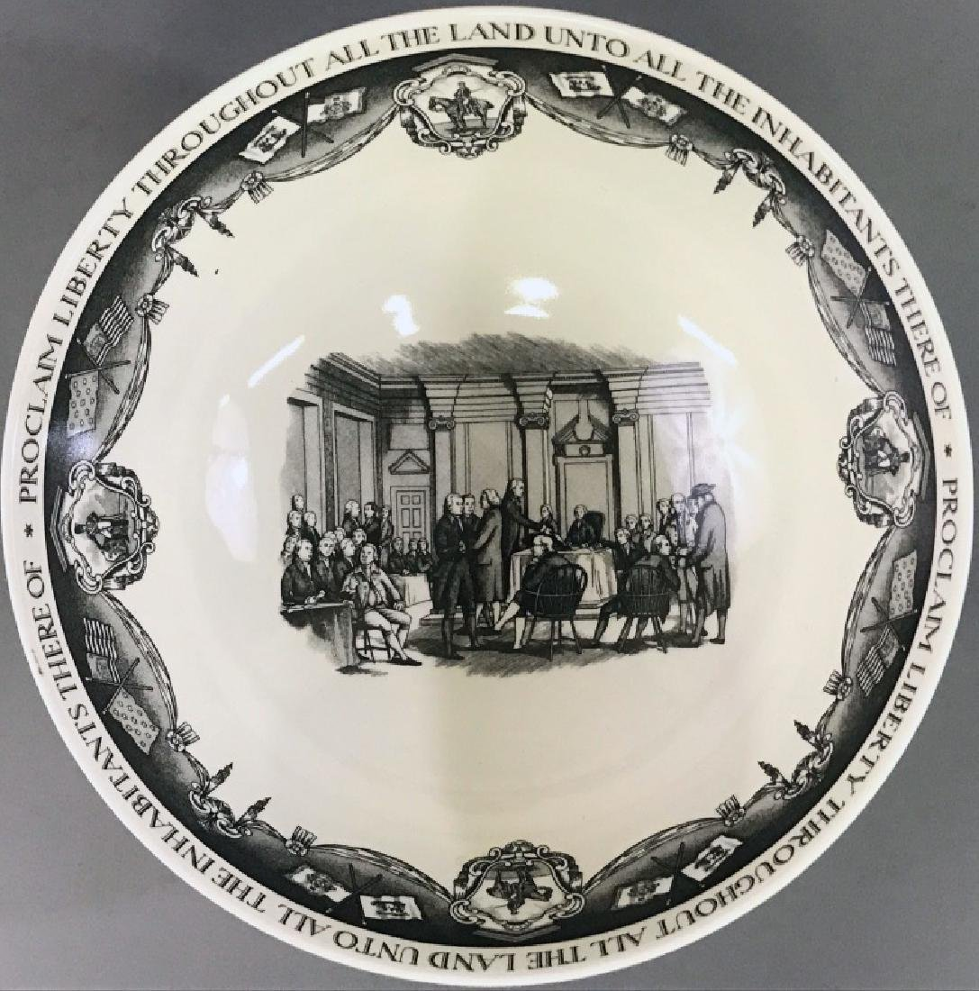 """The Philadelphia Bowl"" by Wedgwood - 3"
