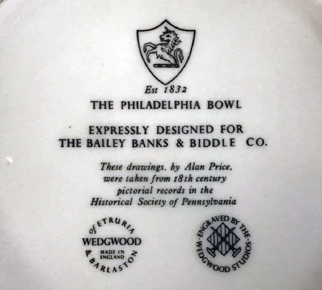 """The Philadelphia Bowl"" by Wedgwood - 4"