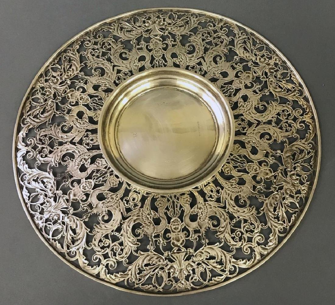 Sterling Silver Dish - 3