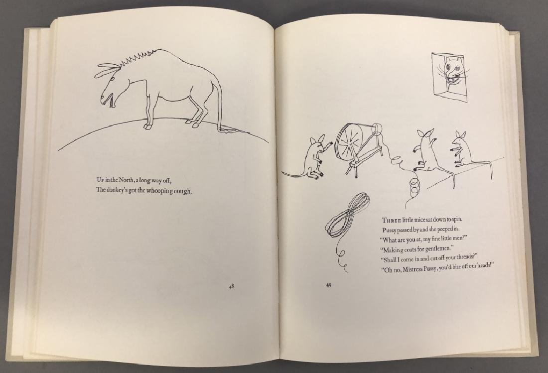 "Pages from ""Derriere Le Miroir"" and Calder Book - 6"