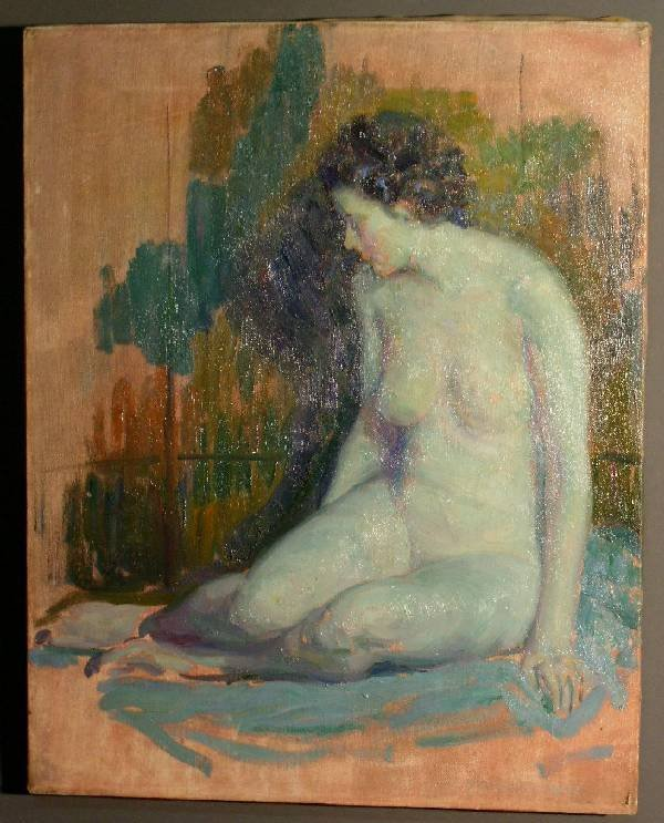 268: Phillips, S. George [American, 1890-1965] oil on