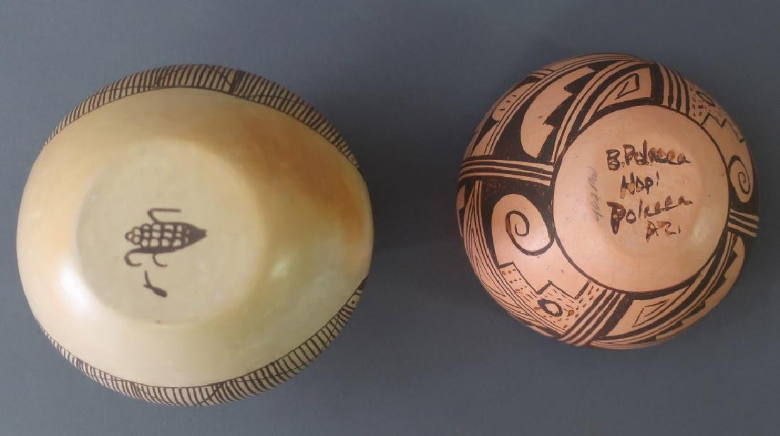 Hopi Jar Together With Another Example - 3