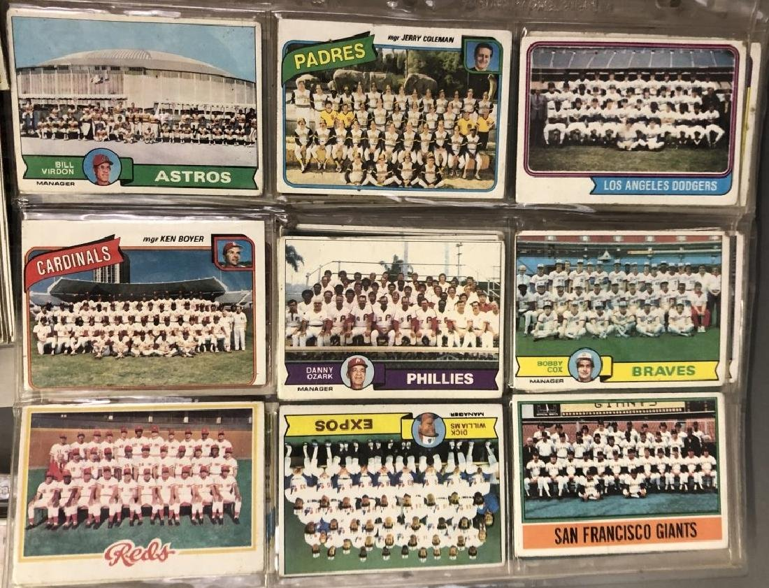 Large Collection of Vintage Baseball Cards - 4