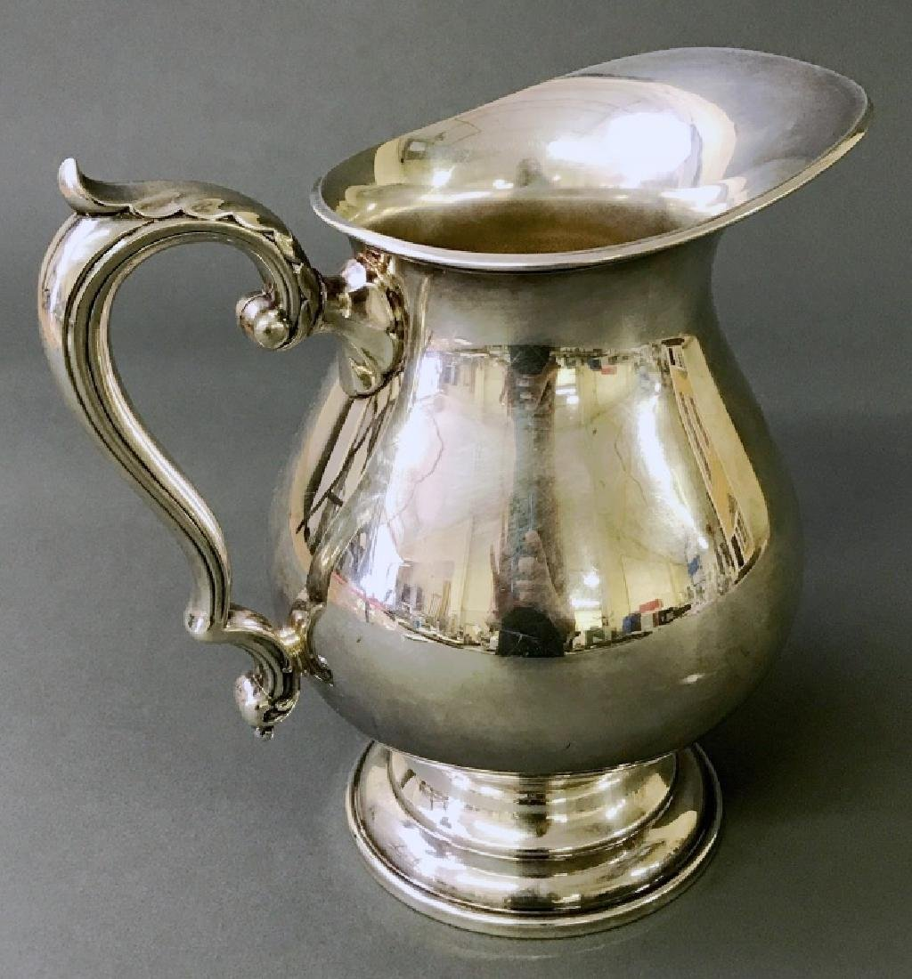 Sterling Tiffany & Co. Water Pitcher