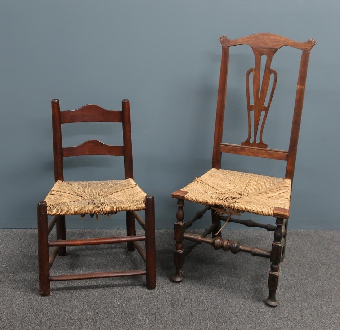 New Jersey Ware Chair and New England Side Chair