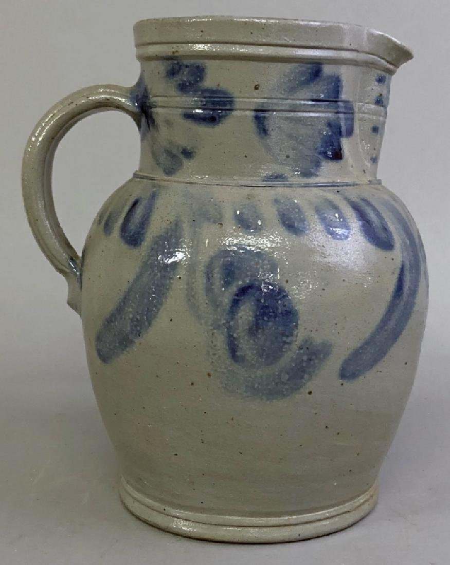 One Gallon Stoneware Pitcher - 2