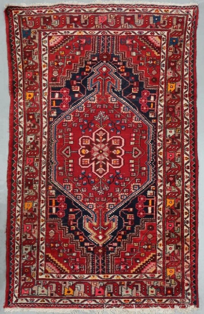 Persian Red Hall Carpet