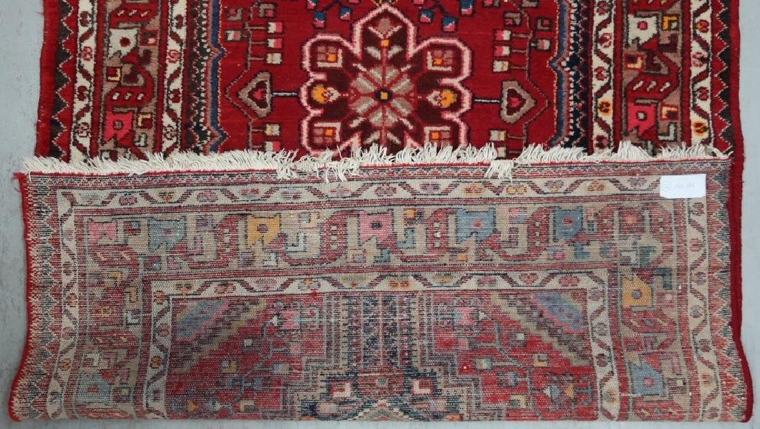 Persian Red Hall Carpet - 2
