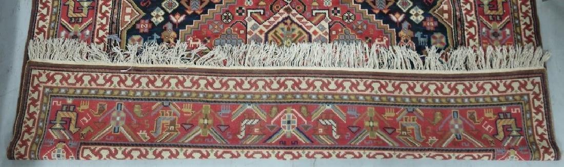 Heriz Type Center Hall Carpet - 2