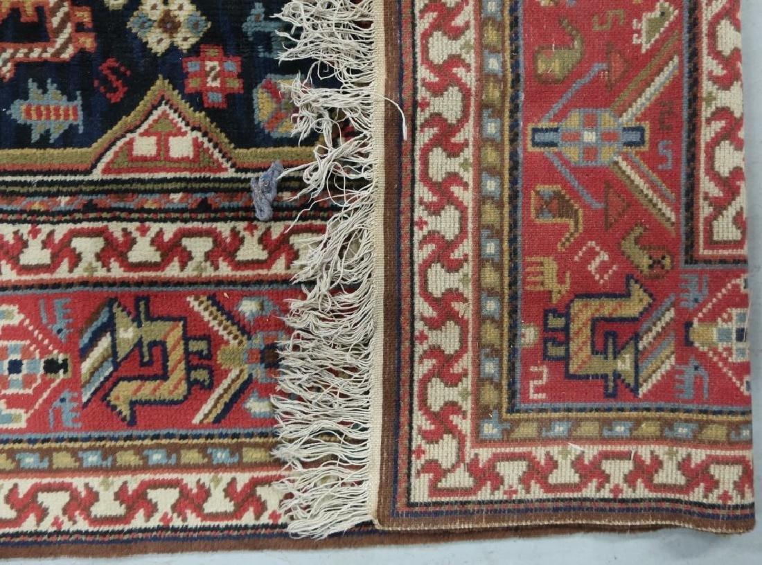 Heriz Type Center Hall Carpet - 3