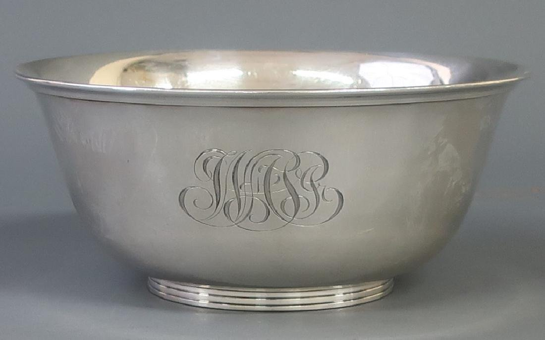 Sterling Silver Centerpiece Bowl