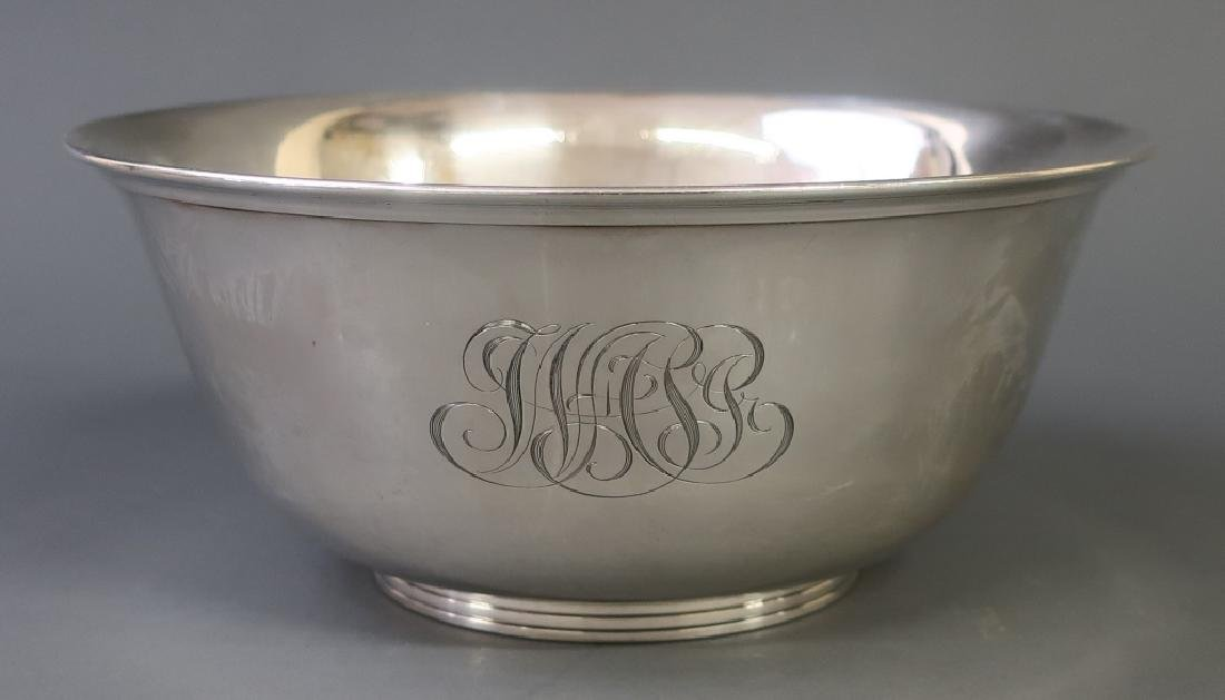 Sterling Silver Centerpiece Bowl - 2