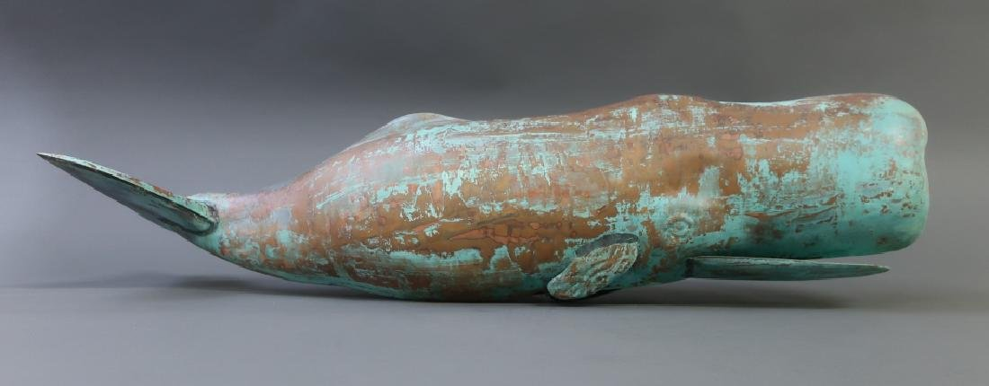 Full-Bodied Copper Whale - 2