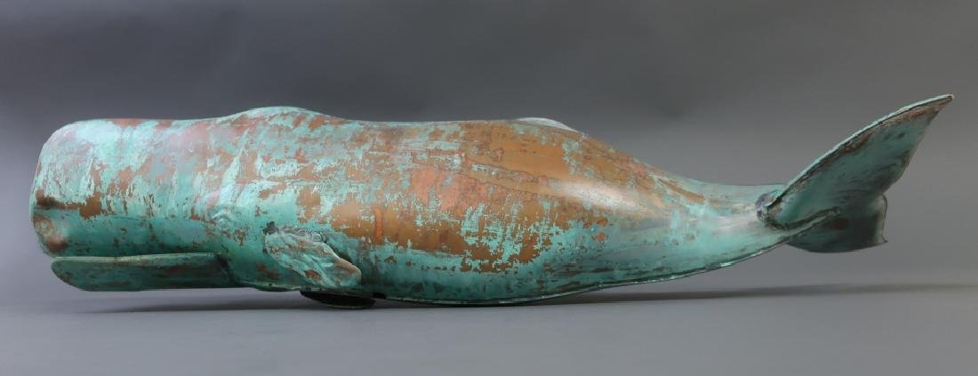 Full-Bodied Copper Whale - 3