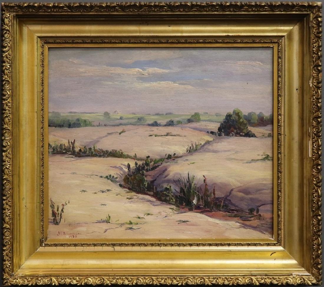 Pennsylvania Impressionist Summer Landscape