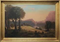 Hudson River School Attributed to John W. Casilear