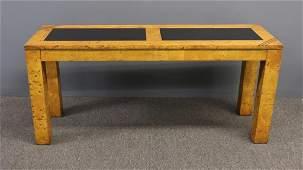 Paul Evans Cityscape Console Table