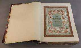 Rare First Edition Owen Jones Alhambra Vol. I & II