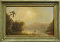 "Norton Bush Landscape ""Afternoon in the Tropics"""