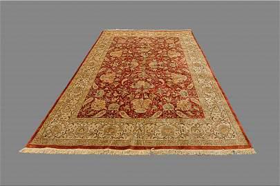 Room Size Indo-Tabriz Carpet