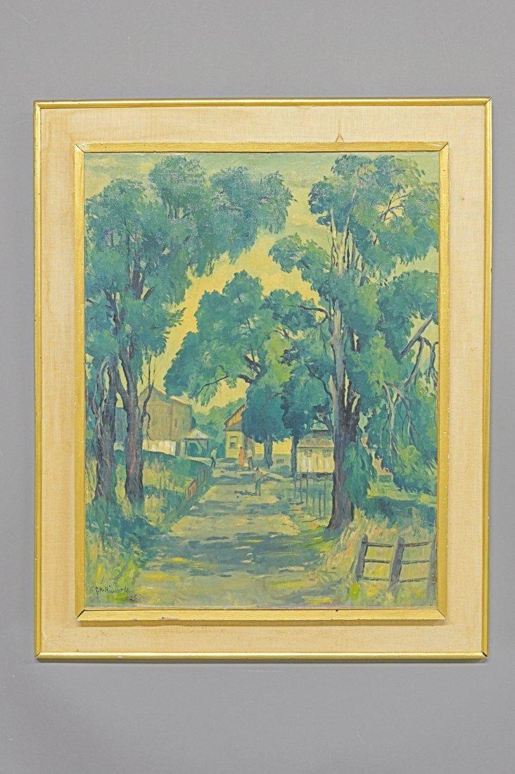 Cesare A. Ricciardi Landscape