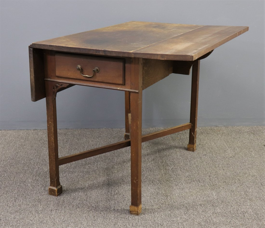 American Chippendale Pembroke Table